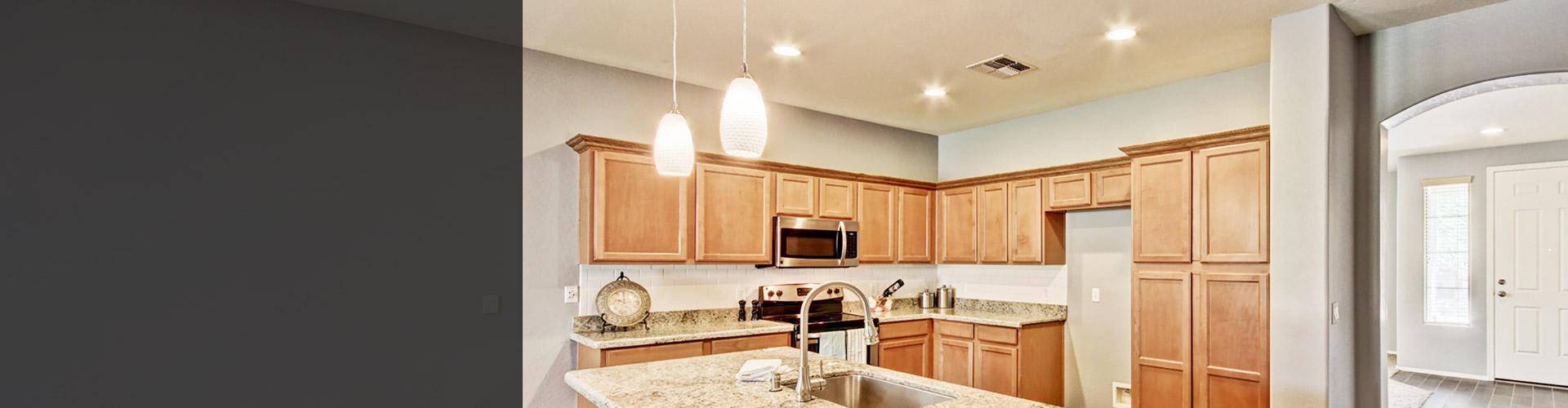 Kitchen Led Recessed Lighting