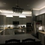 kitchen recessed lighting installer