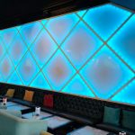 recessed restaurant lighting