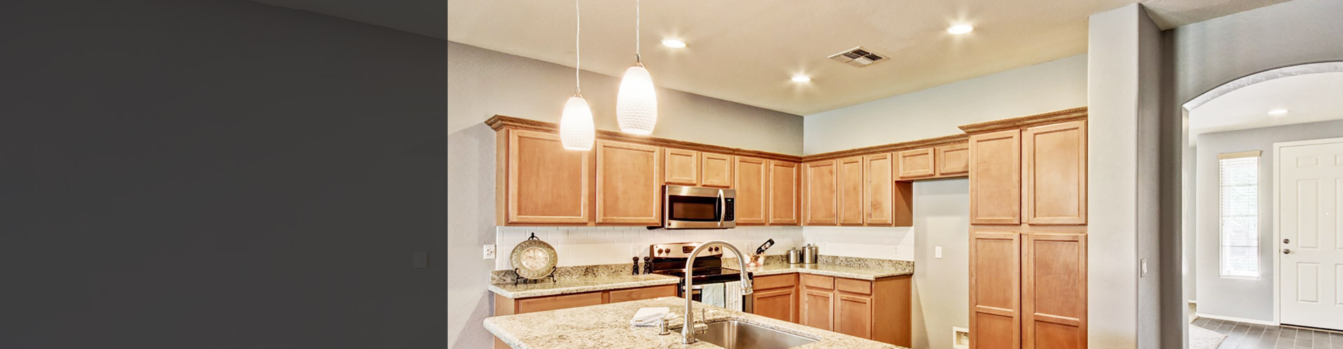 Led recessed lighting in peoria az led can lights improve the efficiency of your homes lighting with led recessed lights aloadofball Image collections